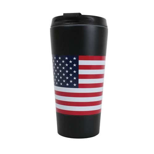 Rothco American Flag Travel Mug