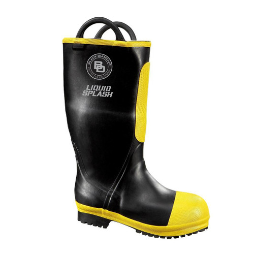 Black Diamond Rubber Firefighter Boot (6999451)