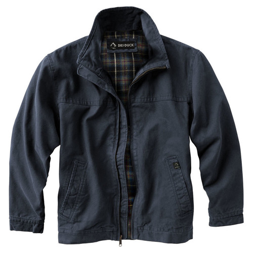 Dri Duck Men's Maverick Jacket (5028) - Navy