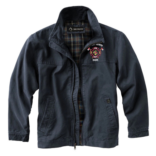 Dri Duck Men's Maverick Jacket w/ Custom Embroidery