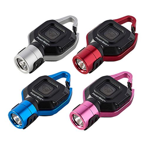 Streamlight Pocket Mate® USB EDC Keychain Light 73300 / 73301 / 73302 / 73303
