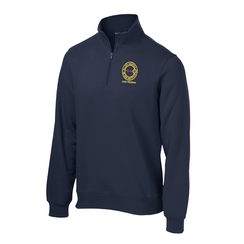 NEEMSI Sport-Tek® 1/4-Zip Sweatshirt [All Ranks]