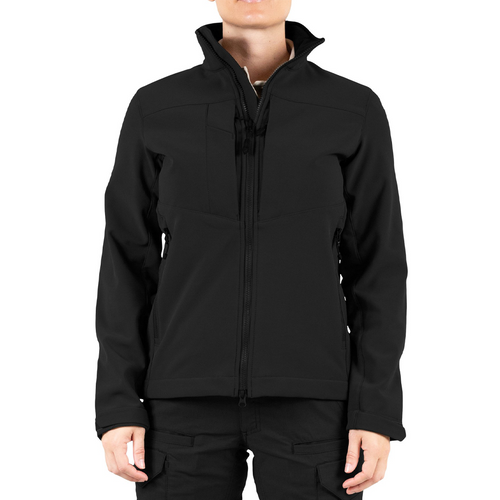 First Tactical Women's Tactix Softshell Pullover (128508)