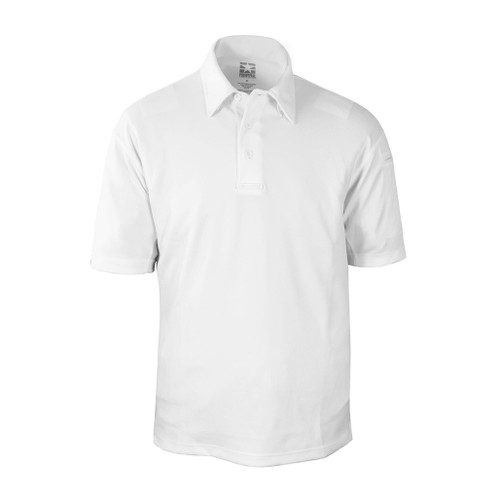 ICE™ Men's Performance Polo - Short Sleeve - White