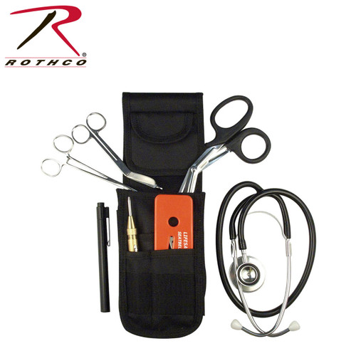 EMI Emergency Response Holster Set - Great for Paramedics, Firefighters, AEMTs & EMTs!