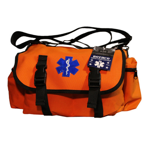 Medical Rescue Response Bag by Rothco - Orange
