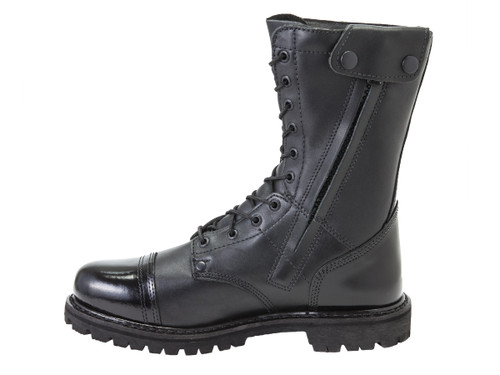 Women's Paraboot Duty Boot - Instep View