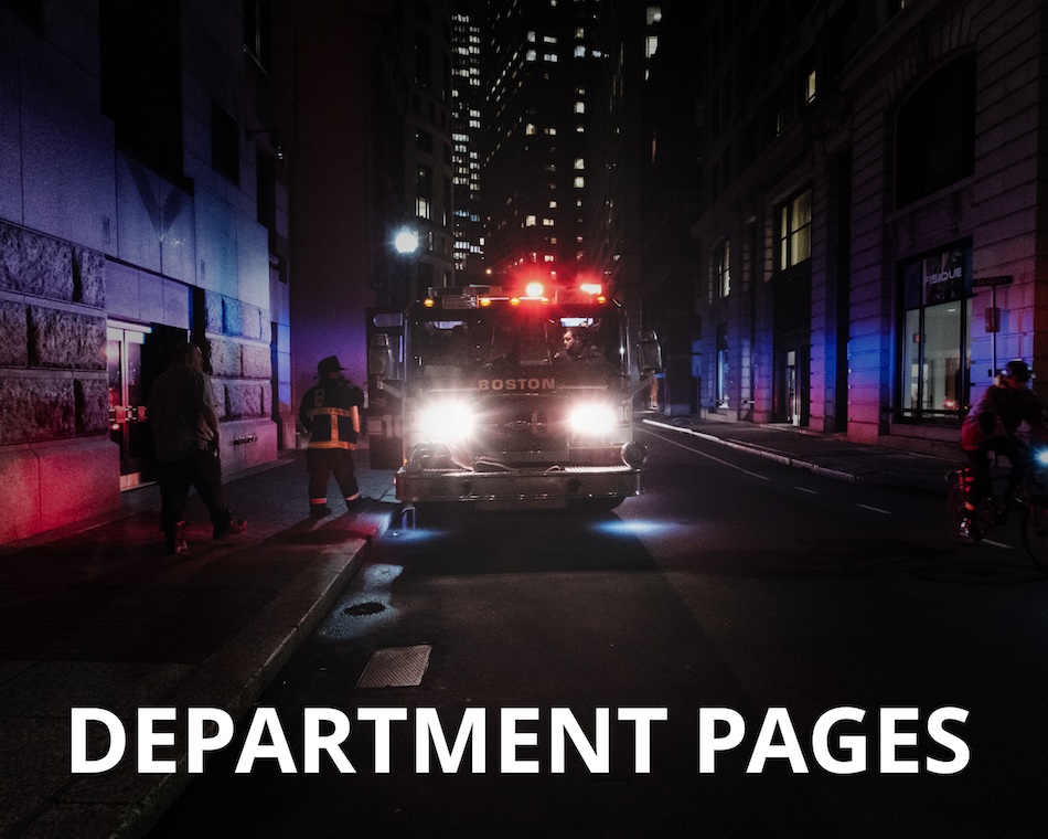 Department Pages