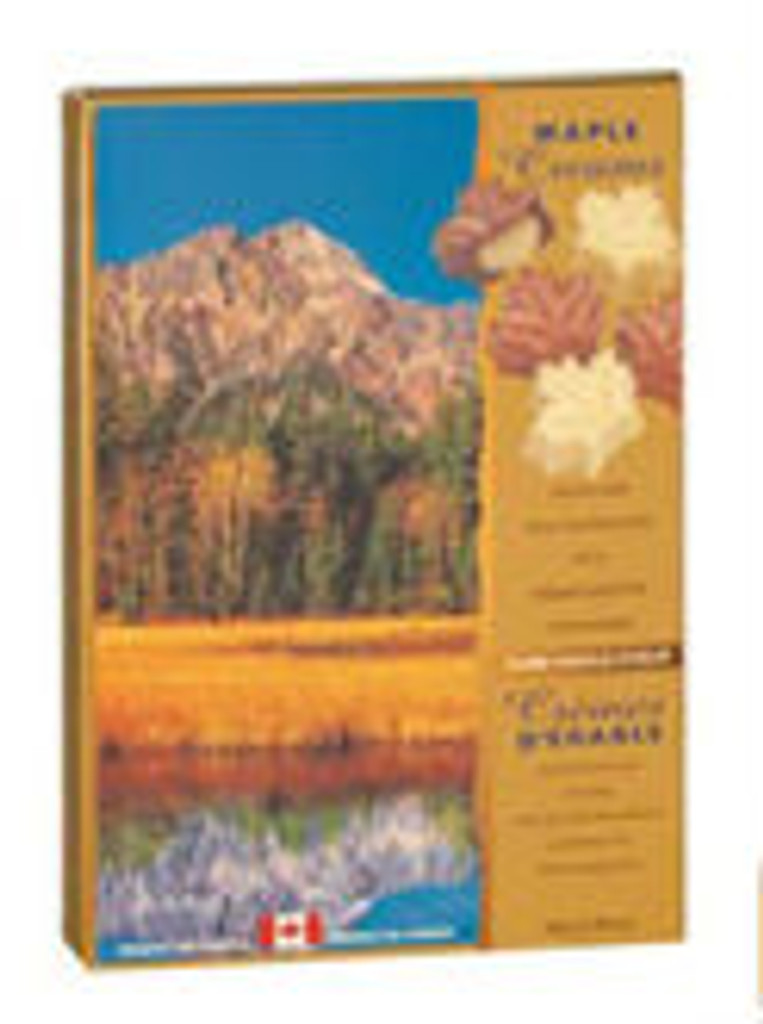 Canada True Maple Cream Chocolates - Canada (2 Pack of 84 g)