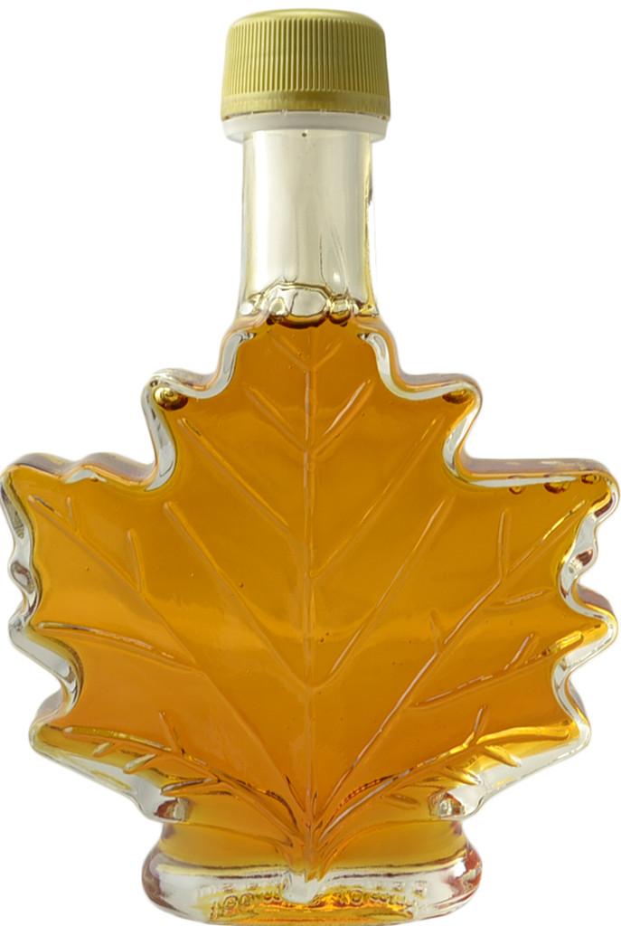 Canada True Maple Syrup - Maple Leaf Bottle (250 mL)
