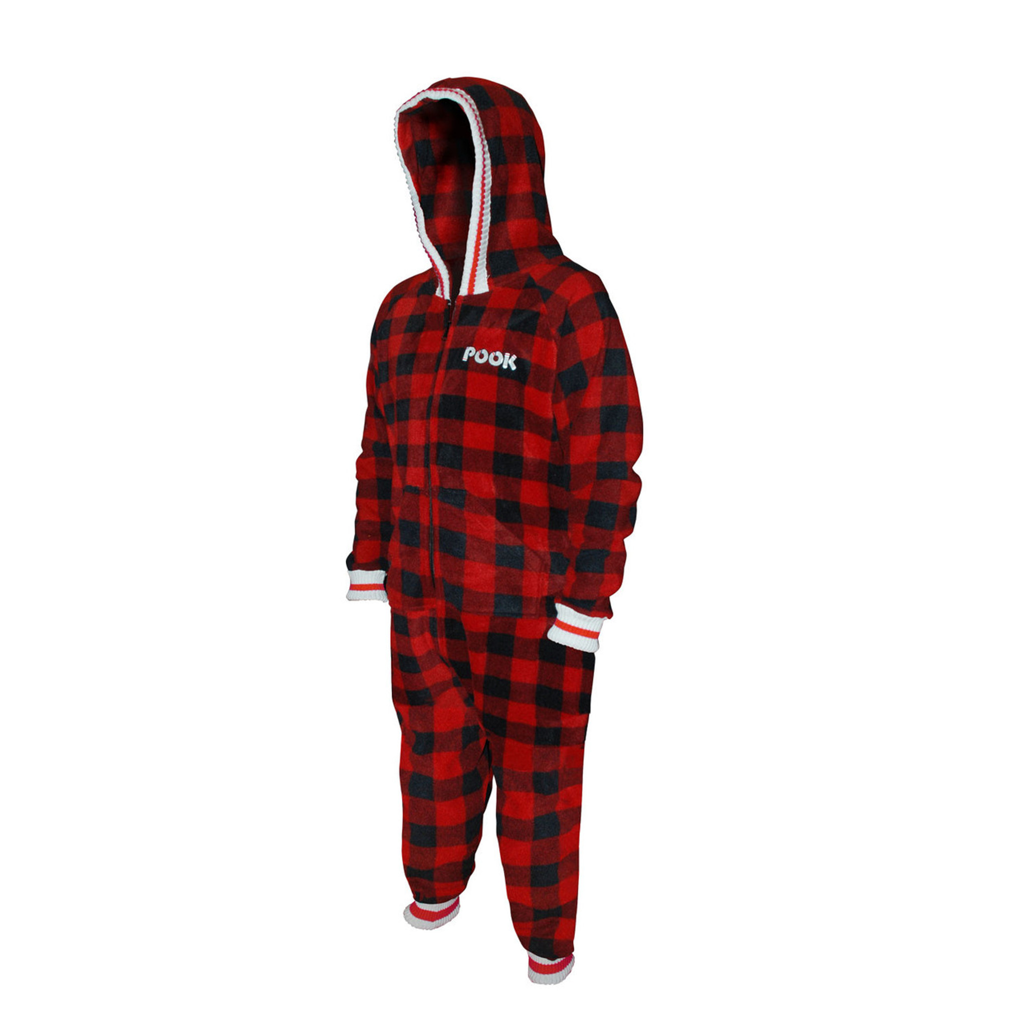 4c1da431719e ... Onesie   Onezy (Adult Red Plaid) by Pook ...