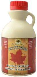 Canada True Maple Syrup - Plastic Jug (500 mL)