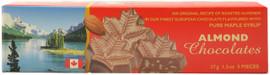 Canada True Maple Almond Chocolates (3 Pack of 37 g)