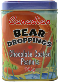 Canada True Canadian Bear Droppings - Tin (3 Pack of 180 g)