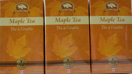 Maple Tea - Box (3 Pack of 25 Bags) by Canada True