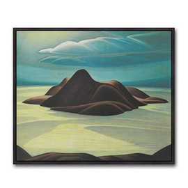 Pic Island (Group Of Seven) by Lawren Harris