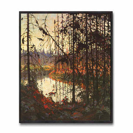 Northern River (Group Of Seven) by Tom Thomson
