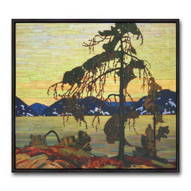 The Jack Pine (Group Of Seven) by Tom Thomson