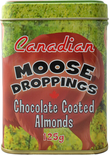 Canada True Canada Moose Droppings - Tin (3 Pack of 125 g)