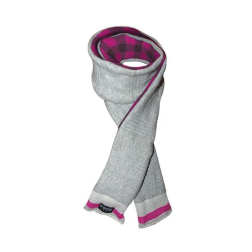 Loop (Grey / Pink Plaid) Pink Plaid by Pook