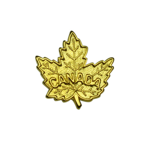 World Class Lapel Pins Maple Leaf (Set Of 6) by Canada True