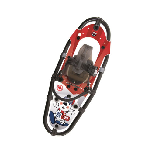 """Kid Trail Snowshoes Kid Trail 7"""" x 18"""" by GV Snowshoes - Ships in Canada Only"""