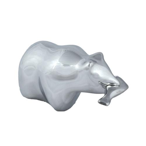 Polar Bear Sculpture Hoselton Polar Bear Sculpture by Hoselton Sculptures