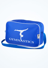 Tappers and Pointers Gymnastics Bag Blue front.