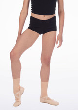 Repetto Zizi Girls Dance Shorts Black. [Black]