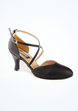 Alegra Emmy Dance Shoe 2.75 Black. [Black]""