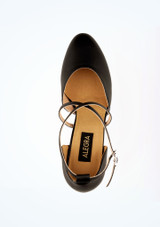 Alegra Emmy Dance Shoe 2.75 Black #2. [Black]""