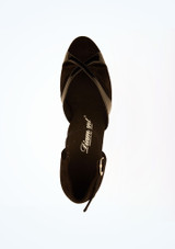 Diamant Wide Fit Patent Ballroom Shoes 1.7