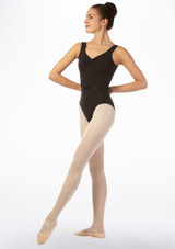 Move Lori Leotard NEW Black front. [Black]