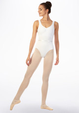 Move Lori Leotard NEW White front. [White]