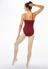 Move Lexie Leotard NEW Red back. [Red]