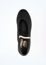 """Freed RAD Canvas Character Shoe Low 1 Black #2. [Black]"""""""