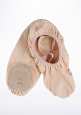 Repetto Pro Soft Split Sole Ballet Shoe Pink #2. [Pink]
