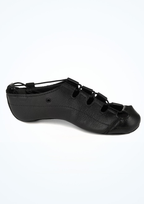 Inishfree Aoife Split Sole Irish Dancing Pump Black. [Black]