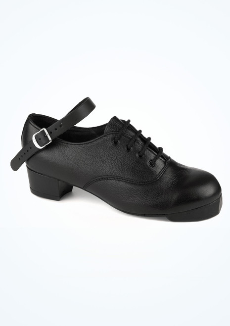 Inishfree Superflexi Irish Dancing Jig Shoe Black. [Black]