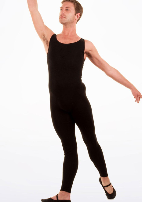 Capezio Footless Unitard Black. [Black]