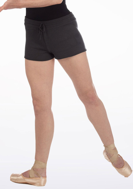 Repetto Tricot Dance Shorts Grey. [Grey]
