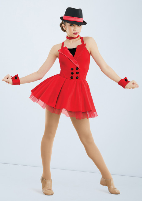 Weissman Hallelujah I Love her So Red front. [Red]