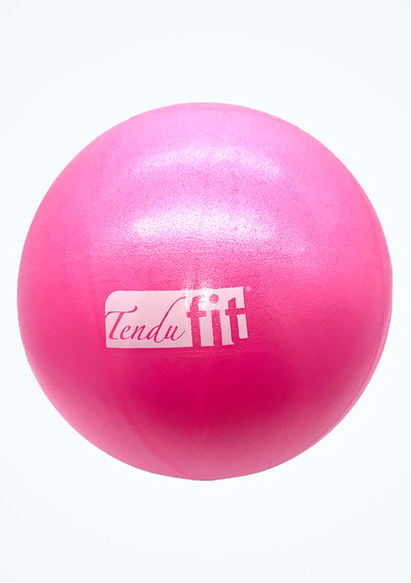 Tendu Exercise Ball Pink Front-1T [Pink]