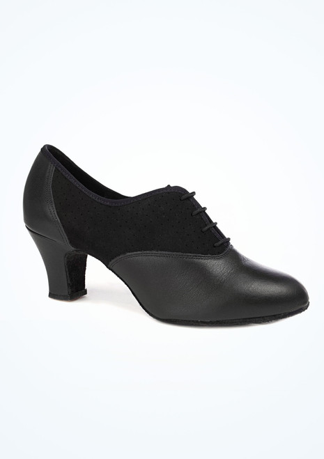 Freed Ladies Roma Dance Shoe 2 Black. [Black]""