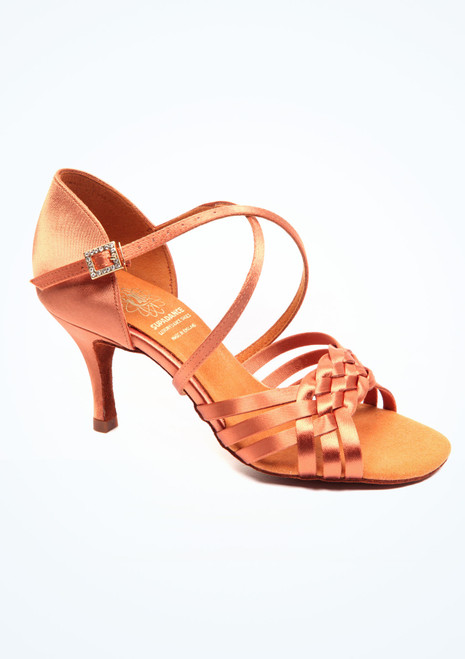 Supadance Avril  Dance Shoe 2.5 Tan. [Tan]""