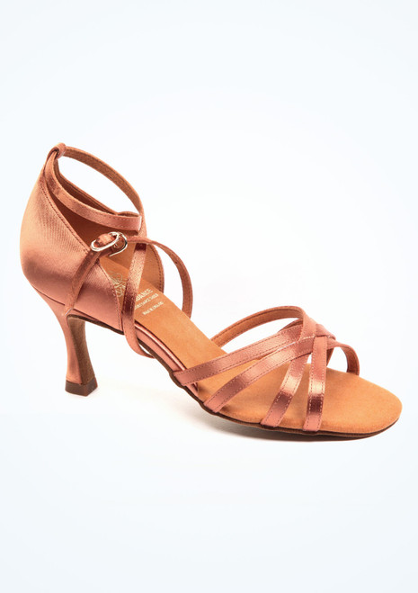 Supadance Lexi  Dance Shoe 2.5 Tan. [Tan]""