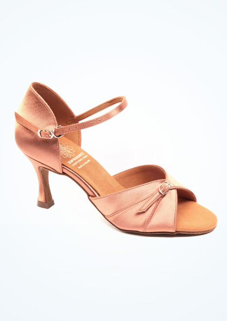 Supadance Livia  Dance Shoe 2.5 Tan. [Tan]""