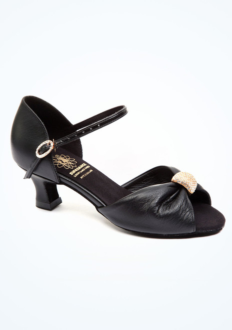 Supadance Kora  Ballroom & Latin Shoe 2 Black. [Black]""