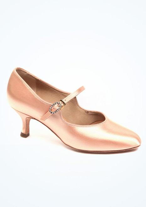 Supadance Sybel Ballroom & Latin Shoe 2 Tan. [Tan]""