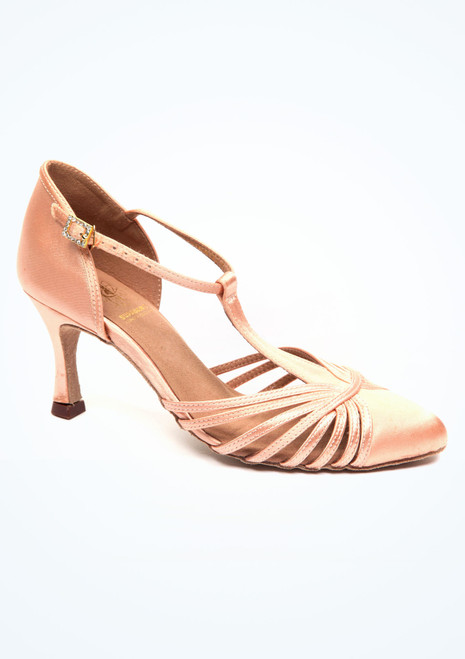 Supadance Roxy Dance Shoe 2.5 Tan. [Tan]""